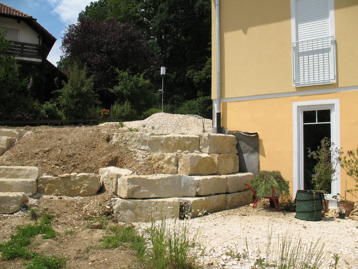 Mauer Im Garten mit schöne design für ihr wohnideen